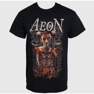 tričko pánské Aeon - Horns - BLK - RAZAMATAZ, RAZAMATAZ, Aeon
