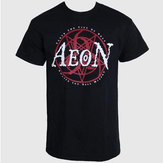 tričko pánské Aeon - Fist Of Hell - BLK - RAZAMATAZ, RAZAMATAZ, Aeon
