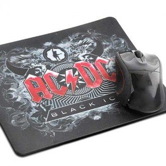 podložka pod myš 3D AC/DC - F.B.I., F.B.I., AC-DC