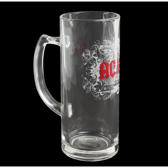 sklenice na pivo AC/DC - F.B.I., F.B.I., AC-DC