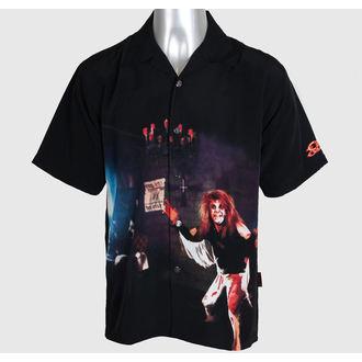 košile Ozzy Osbourne - Black