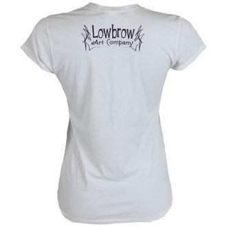 tričko dámské BLACK MARKET - Lowbrow - White - LB0100 - 04W, BLACK MARKET