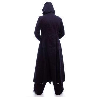 kabát pánský NECESSARY - Evil Marduk - BLACK - N1097