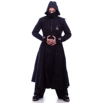 kabát pánský NECESSARY - Evil Marduk - BLACK, NECESSARY EVIL