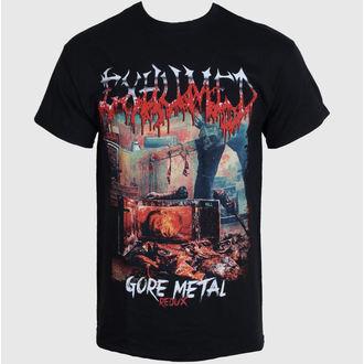 tričko pánské Exhumed - Gore Metal Redux - BLK - RAZAMATAZ, RAZAMATAZ, Exhumed