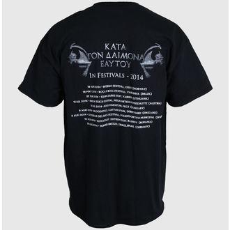 tričko pánské Rotting Christ - Diavolus - BLK - RAZAMATAZ, RAZAMATAZ, Rotting Christ