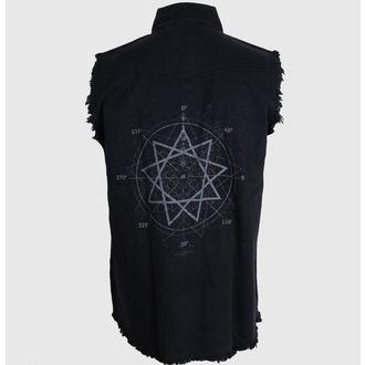 košile pánská bez rukávů (vesta) SLIPKNOT - 9 Pointed Star - RAZAMATAZ, RAZAMATAZ, Slipknot