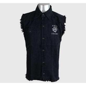 košile pánská bez rukávů (vesta) Arch Enemy - Logo & Symbol - BLK - RAZAMATAZ, RAZAMATAZ, Arch Enemy