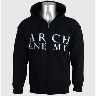 mikina pánská Arch Enemy - Logo&Symbol - BLK - RAZAMATAZ - ZH183