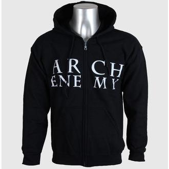 mikina pánská Arch Enemy - Logo&Symbol - BLK - RAZAMATAZ, RAZAMATAZ, Arch Enemy