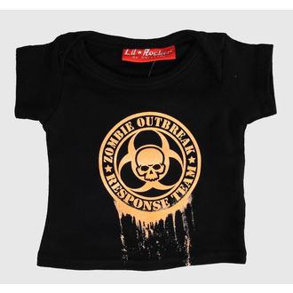 tričko dětské LIL ROCKER - Black