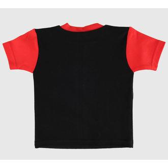 tričko dětské KREEPEKIDS - Black
