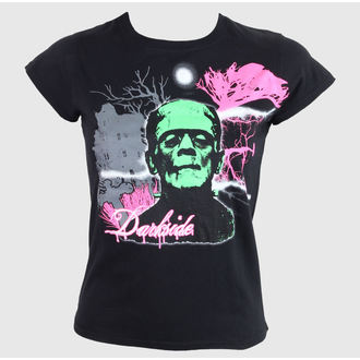 tričko dámské DARKSIDE - Black, DARKSIDE