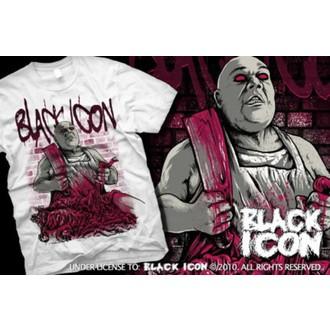 tričko pánské BLACK ICON - White, BLACK ICON