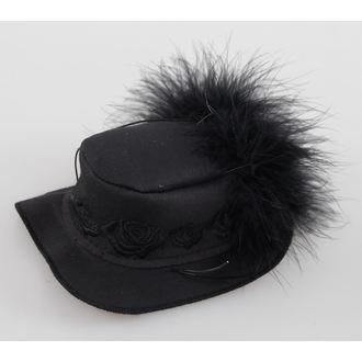 klobouček ZOELIBAT - Black - NS105