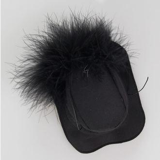 klobouček ZOELIBAT - Black, NNM