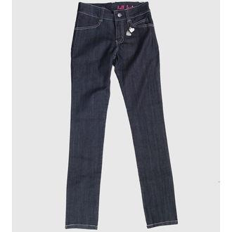 kalhoty dámské HELL BUNNY - Blue