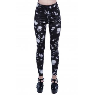 kalhoty dámské (legíny) IRON FIST - Infidelity - Black, IRON FIST