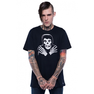 tričko pánské IRON FIST - Misfits - Black, IRON FIST, Misfits