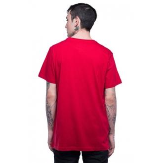 tričko pánské IRON FIST - Misfits - Red