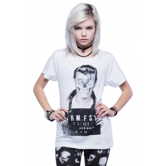 tričko dámské IRON FIST - Dead Baby - White
