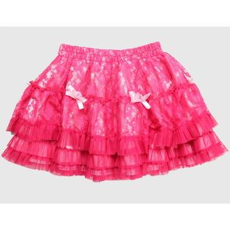 sukně dámská BURLESKA - Pink - BU-012