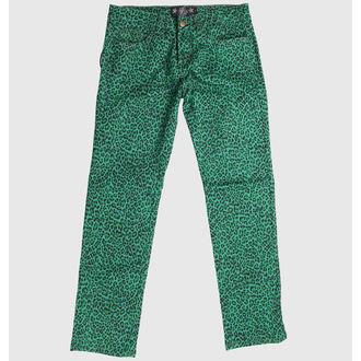 kalhoty dámské COLLECTIF - Green - CL04