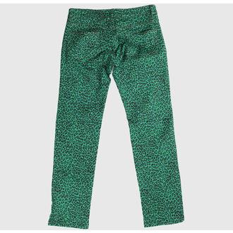 kalhoty dámské COLLECTIF - Green