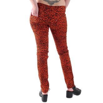 kalhoty dámské 3RDAND56th - Leopard, 3RDAND56th