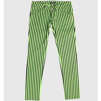 kalhoty dámské Green/Black
