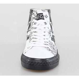 boty pánské IRON FIST - Left Coast Broadway HI - White, IRON FIST