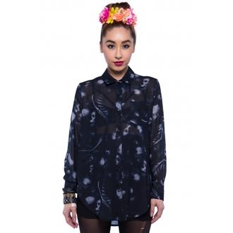 košile dámská IRON FIST - Infidelity - Black, IRON FIST