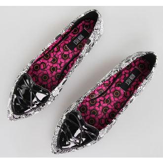 boty dámské (baleríny) IRON FIST - Sugar Coma - Black, IRON FIST