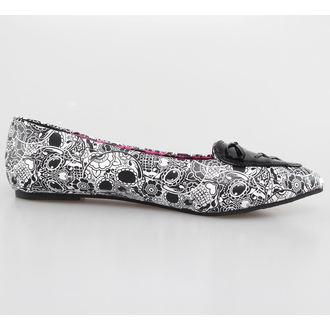 boty dámské (baleríny) IRON FIST - Sugar Coma - Black
