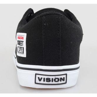 boty pánské VISION - Canvas LO - Black/White