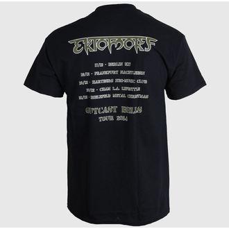 tričko pánské Ektomorf - I am Outcast - Black - ART WORX, ART WORX, Ektomorf