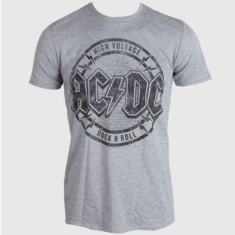 tričko pánské AC/DC - Hv Rock N Roll - LIVE NATION, LIVE NATION, AC-DC