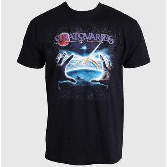 tričko pánské Stratovarius - New Vision - Black - ART WORX, ART WORX, Stratovarius