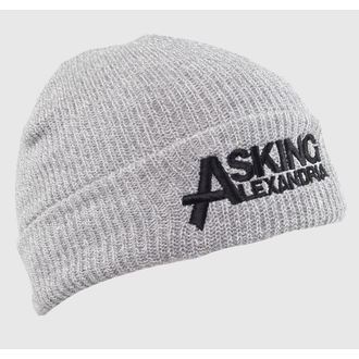 kulich Asking Alexandria - Logo - Grey - PLASTIC HEAD, PLASTIC HEAD, Asking Alexandria