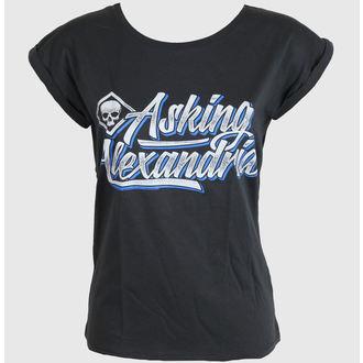 tričko dámské Asking Alexandria - Cript - Grey - PLASTIC HEAD, PLASTIC HEAD, Asking Alexandria