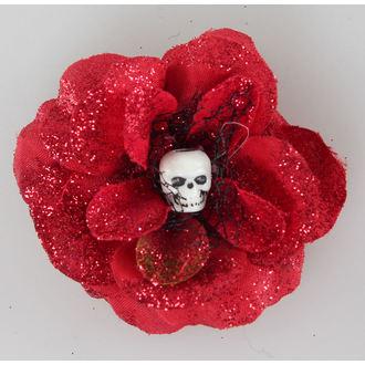sponka do vlasů Red Skull - NS156