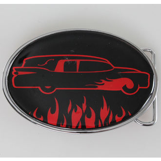 přezka SOURPUSS - Car - Black/Red, SOURPUSS