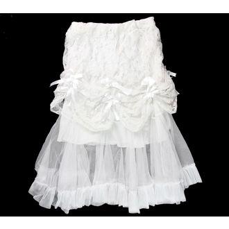 sukně dámská - White