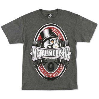 tričko pánské METAL MULISHA - Gent - CHH