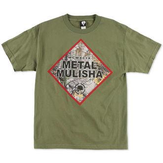 tričko pánské METAL MULISHA - Construct - MGN