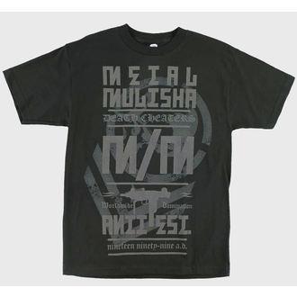 tričko pánské METAL MULISHA - Column - BLK