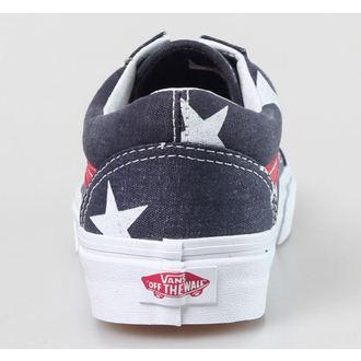 boty VANS - OLD SKOOL (Stars Stripe) - True - White
