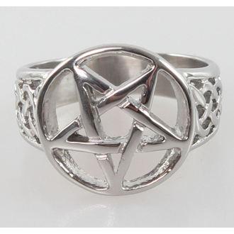 prsten Pentagram - NS036
