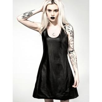 šaty dámské DISTURBIA - Wicca - BLK, DISTURBIA