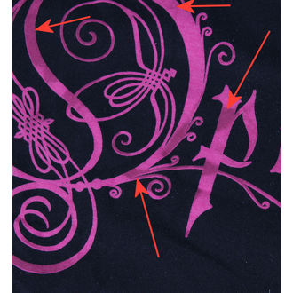 tílko dámské Opeth - Orchid Logo - PLASTIC HEAD- POŠKOZENÉ, PLASTIC HEAD, Opeth